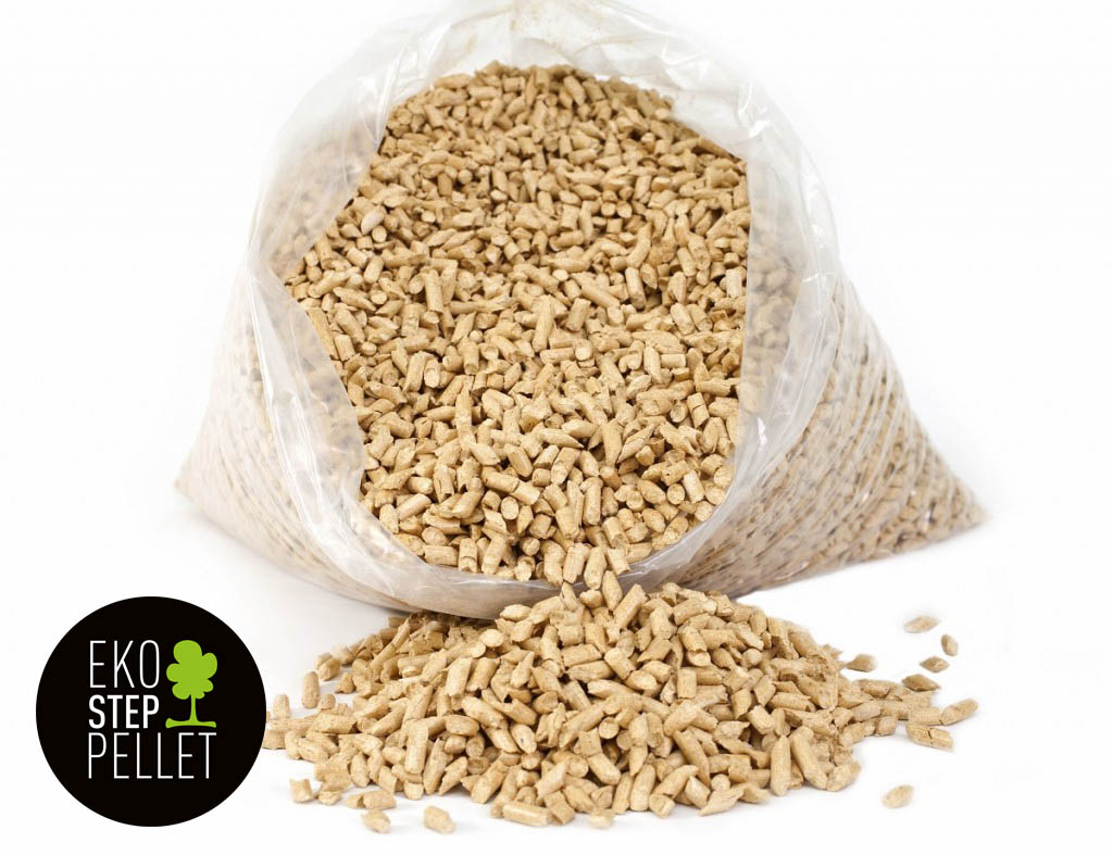 Wholesale of the beech pellets